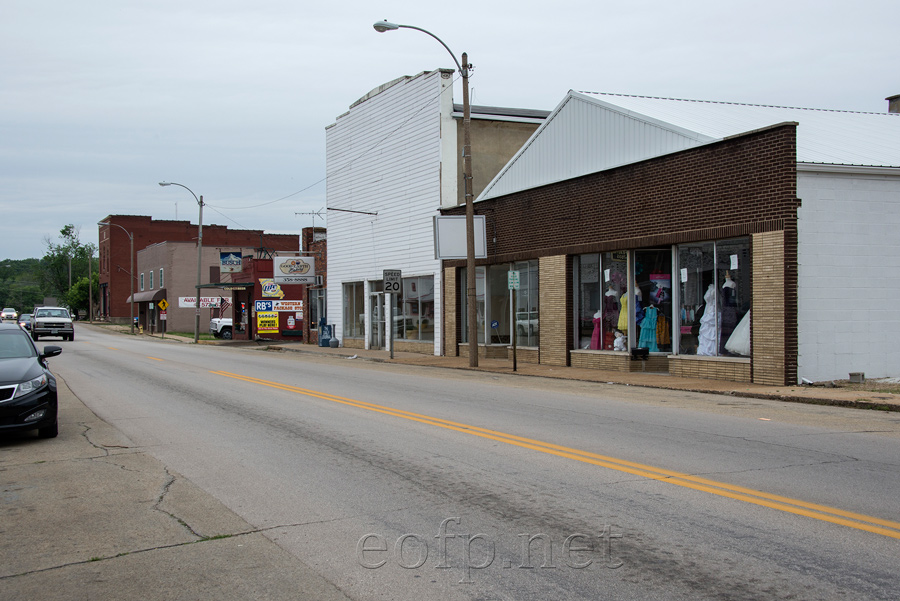 Encyclopedia Of Forlorn Places Bonne Terre Missouri