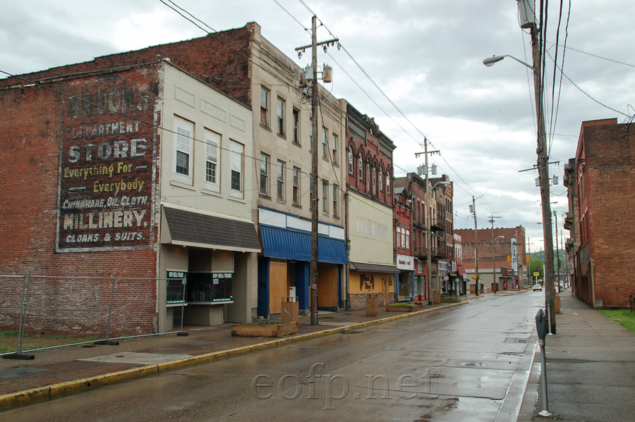 Monessen, PA (Photo Tour) (Pittsburgh, Chester: crime, credit ...