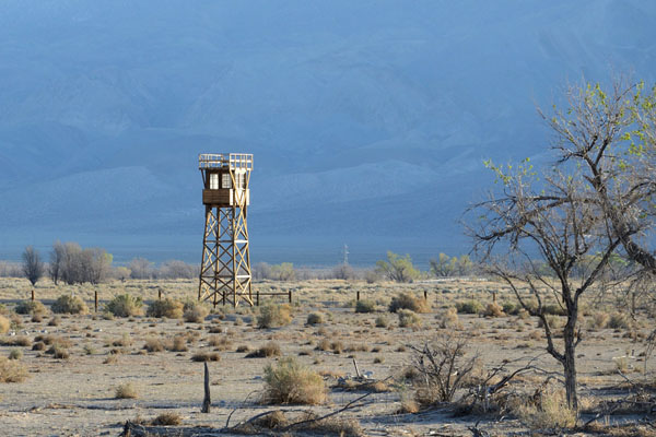 Manzanar War Relocation Center, California