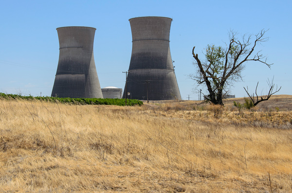Rancho Seco Nuclear Power Plant, California