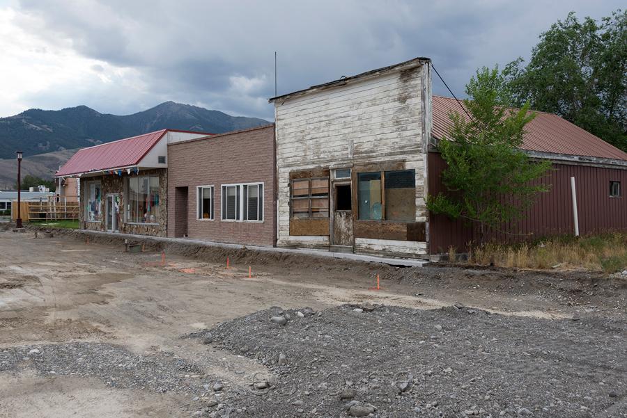 Encyclopedia of Forlorn Places   Mackay Idaho