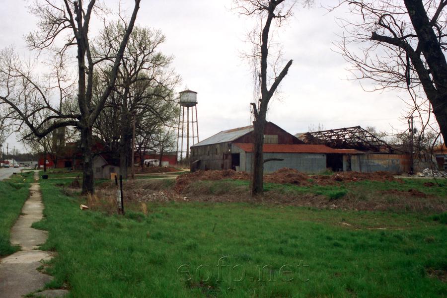 Encyclopedia Of Forlorn Places Winder Georgia